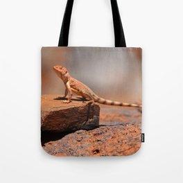 Karijini Lizard Tote Bag