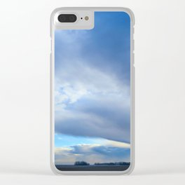 Open Clear iPhone Case