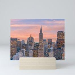 San Francisco 05 - USA Mini Art Print