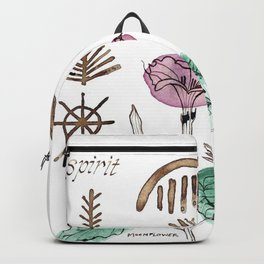 Moonflower Backpack