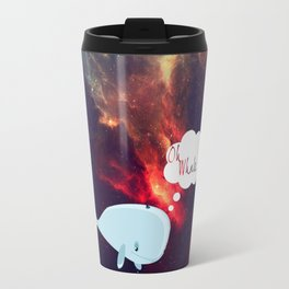 Oh Whale.. Travel Mug