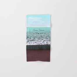 OCEAN DREAM VI Hand & Bath Towel