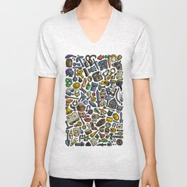 Artefacts Unisex V-Neck