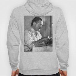 Ernest Hemingway Hoody