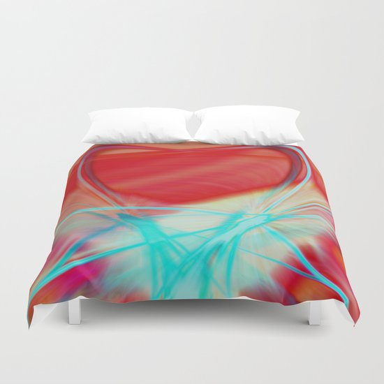 Passion Duvet Cover