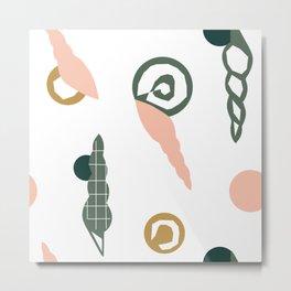 Modern Art Seaside MAS2 Metal Print