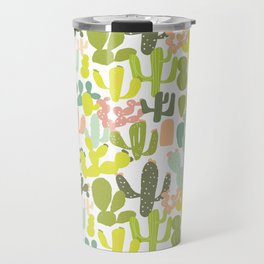 Cactus Garden Travel Mug
