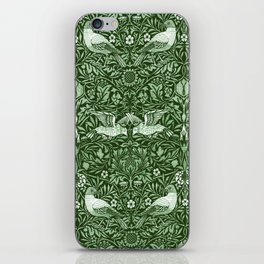 """William Morris """"Birds"""" 4. iPhone Skin"""