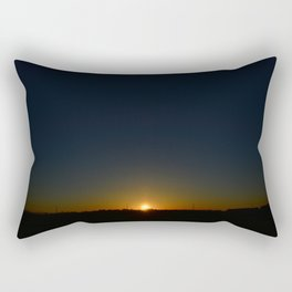 Phx Sunrise Rectangular Pillow