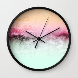 SUNDREAMER MINT Wall Clock