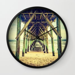 Pierspective Wall Clock