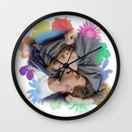 SKAM - Even & Isak Wall Clock