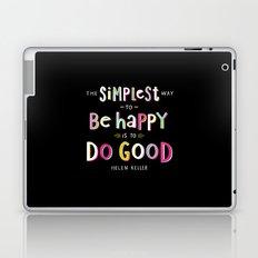 Do Good Laptop & iPad Skin