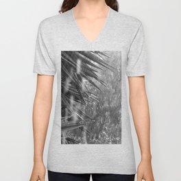 Rainstorm, Spring Storm, Yucca Tree Unisex V-Neck