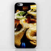 spice iPhone & iPod Skins featuring Spice by Madison Webb