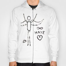 have heart Hoody