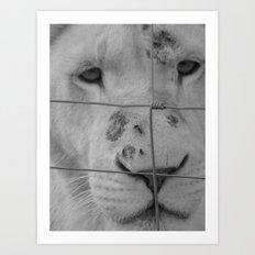 Nala Art Print