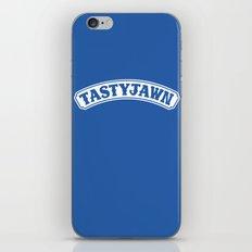 Tasty Jawn iPhone & iPod Skin