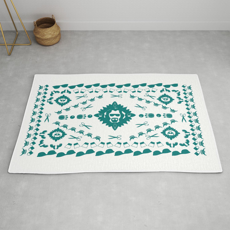 The Big Lebowski - The rug really tied
