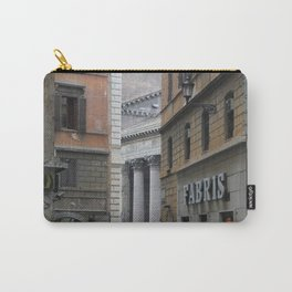 Peeking Pantheon Carry-All Pouch