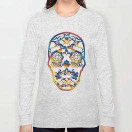 00 - COPERNICUS SKULL Long Sleeve T-shirt