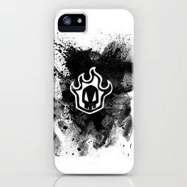 Bleach BW 3 iPhone Case