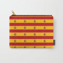 Flag of spain 2-spain,flag,flag of spain,espana, spanish,plus ultra,espanol,Castellano,Madrid,prado Carry-All Pouch