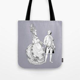 Duke and Duchess Tote Bag