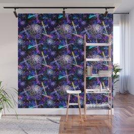 Disco (Jewel tones) Wall Mural