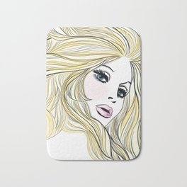 Love Will Come To You Bath Mat