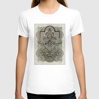 chakra T-shirts featuring Second Chakra by Work the Angle