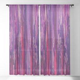 P.O.V. Sheer Curtain