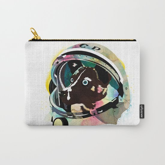 Laika Carry-All Pouch
