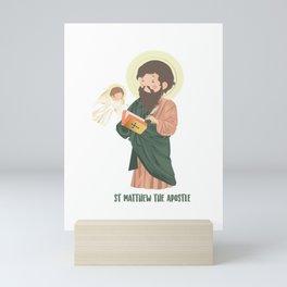 Saint Matthew The Apostle Mini Art Print