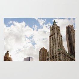 Over New York City Rug