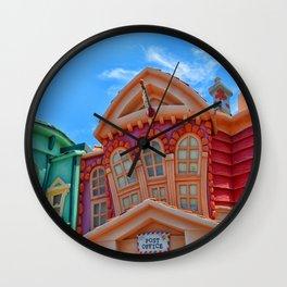 Post office Wall Clock