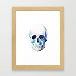 Skull 07 Framed Art Print