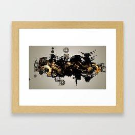 Mistake #1 Hard Framed Art Print