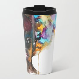 Summer Rain Travel Mug