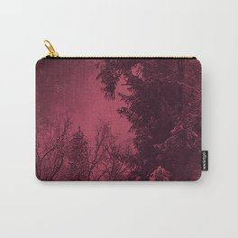 A cold wintry evening... Carry-All Pouch