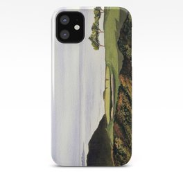 Torrey Pines South Golf Course Hole 3 iPhone Case