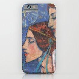Tribute to Art Nouveau iPhone Case