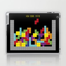 Tetris Laptop & iPad Skin