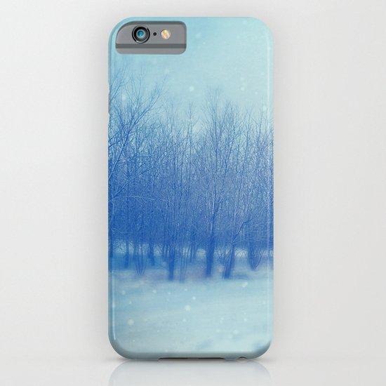 Blue Woodland iPhone & iPod Case