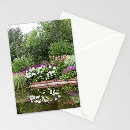 Garden Pond 4 Stationery Cards