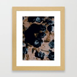 Artificial Passion | Kai Framed Art Print
