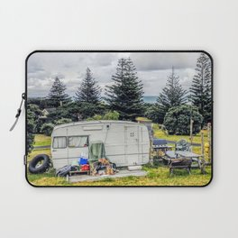 abonded camper in new zealand Laptop Sleeve