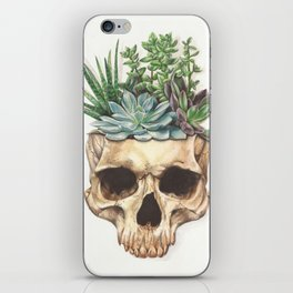From Death Grows Life iPhone Skin