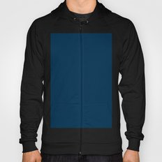 Prussian blue Hoody