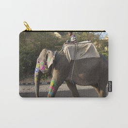 Holy Elephant Carry-All Pouch
